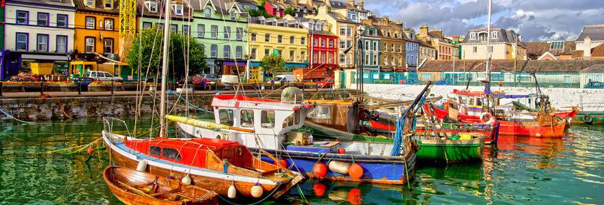 voyages en Irlande